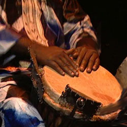 Musiques d'Afrique occidentale: contexte culturel |