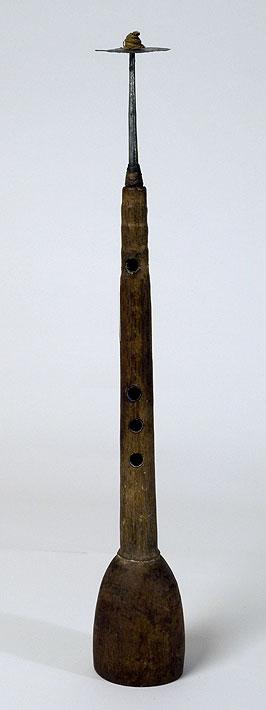 Hautbois peul © Ethnologisches Museum der Staatlichen Museen zu Berlin