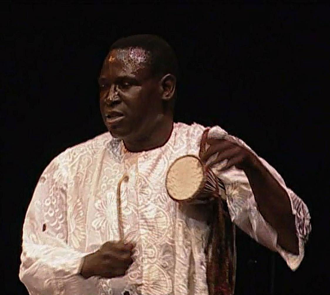 Tambour tama du Sénégal, concert enregistré à la Cité de la musique le 23 octobre 2010 © Philharmonie de Paris