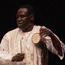 Musiques du Sénégal - Le tama |