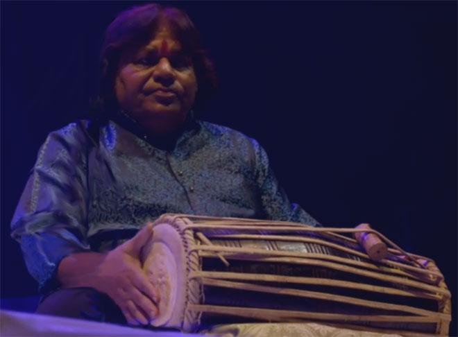 Bhawani Shankar (pakhawaj), concert enregistré à la Philharmonie de Paris le 31 janvier 2015 © Philharmonie de Paris