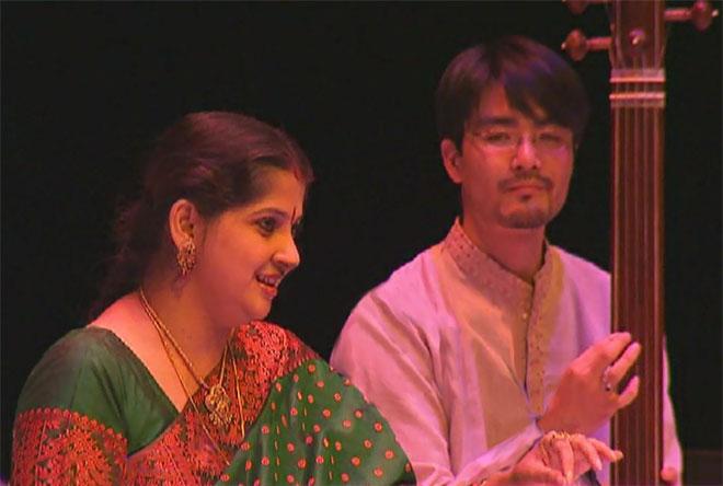 Chant khyal et thumri, concert enregistré à la Cité de la musique le 27 septembre 2008 © Philharmonie de Paris