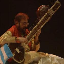 Kushal Das (sitar), Tulika Srivastava (tampura), Philharmonie de Paris