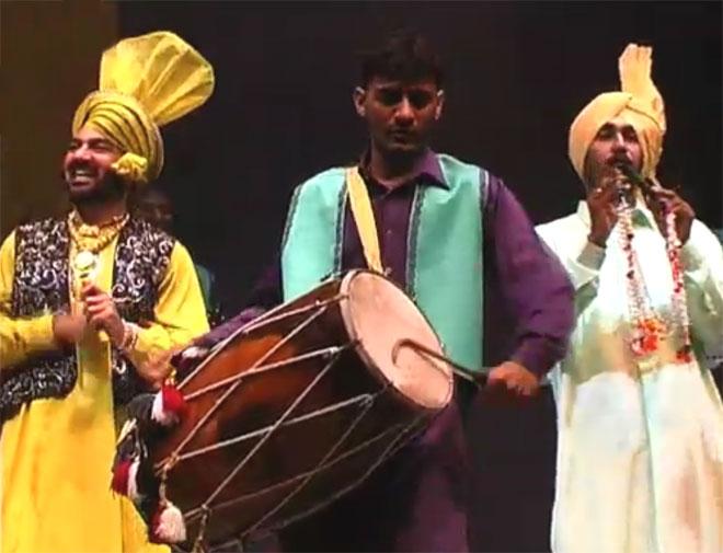 Musiques traditionnelles du Penjab, concert enregsitré à la Cité de la musique le 12 avril 2003 © Philharmonie de Paris