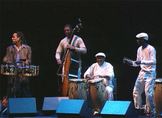 Musique de Carnaval de Cuba, concert enregistré à la Cité de la musique le 14 février 2004 © Philharmonie de Paris