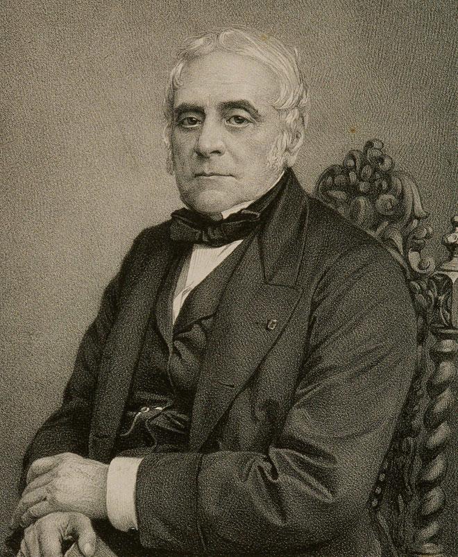 Auguste Lemoine, Daniel-François-Esprit Auber © Philharmonie de Paris, J.-M. Anglès