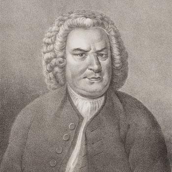 Portrait de Johann Sebastian Bach |