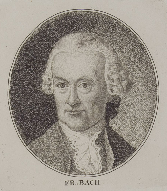 Wilhelm Friedemann Bach © Herzog August Bibliothek