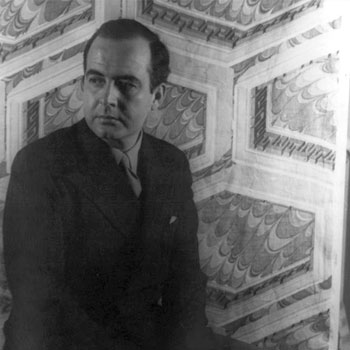 Carl Van Vechten, Samuel Barber, 1944 © Library of congress