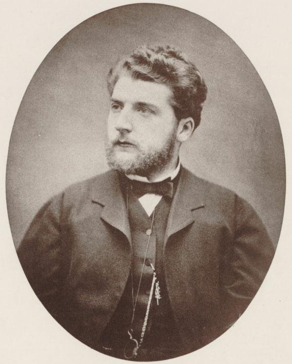 Georges Bizet, 1870 © Gallica-Bnf