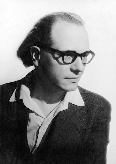 Olivier Messiaen, 1930 © Domaine public, Studio Harcourt