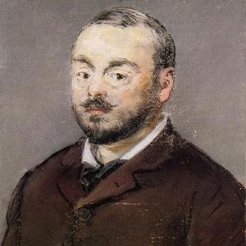 Edouard Manet, Emmanuel Chabrier © Ordrupgaard Art Museum