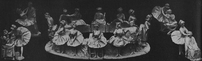 Gir., Le Ballet de Coppelia, oeuvre inspirée du ballet de Léo Delibes, Revue Musica, n°93, Juin 1910 © INHA