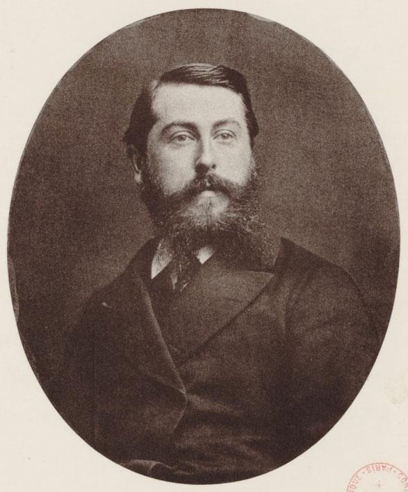 Léo Delibes, 1875 © Gallica-BnF