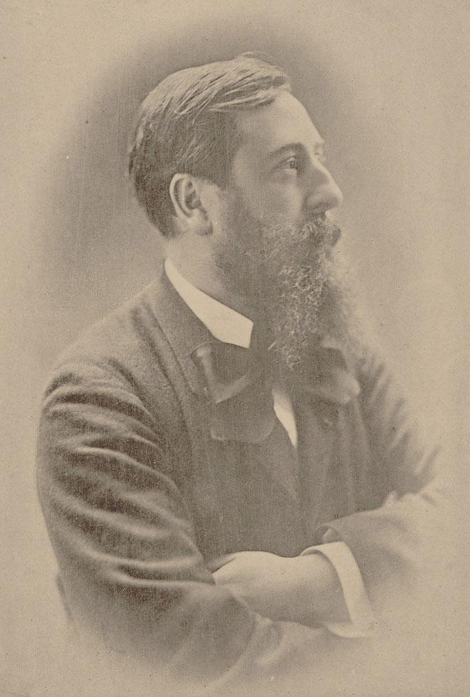 Léo Delibes, 1888 © Gallica-BnF