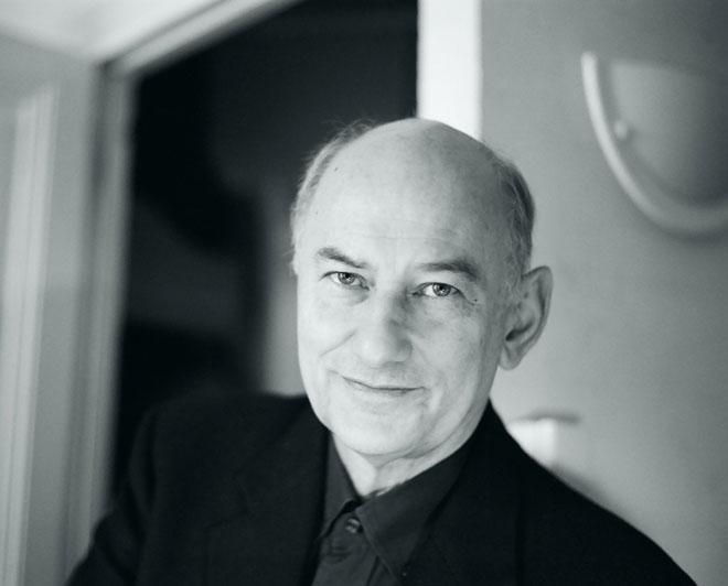 Hugues Dufourt (photographie de presse) © Astrid Karger