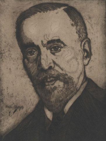 Paul Dukas © Österreichische Nationalbibliothek