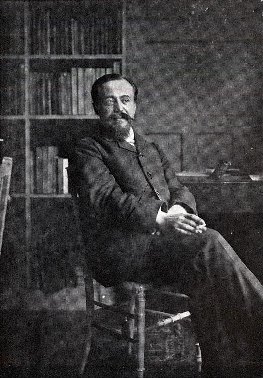 Paul Dukas, La Revue musicale, 1926 © DR