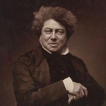Portrait de Alexandre Dumas père |