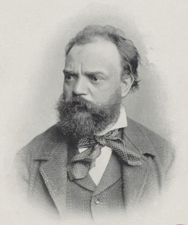 Antonín Dvořák, 1900 © Gallica-BnF
