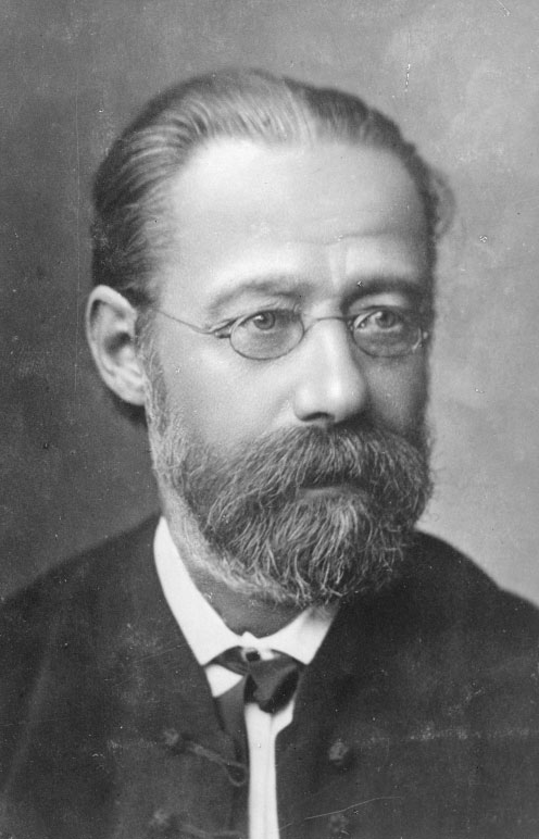 Bedřich Smetana © Österreichische Nationalbibliothek