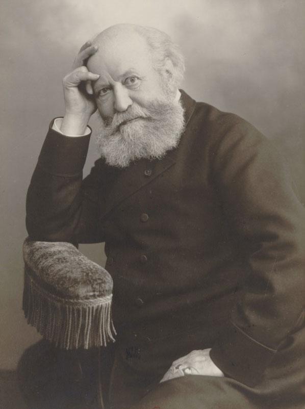 Charles Chambon, Charles Gounod, 1890 © Gallica-BnF