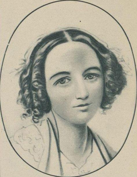 Fanny Hensel, Revue Musica, n°143, Août 1914 © INHA