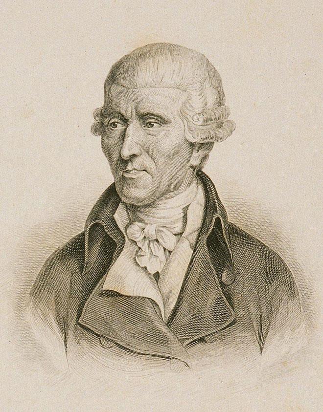 Joseph Haydn © Gallica BnF