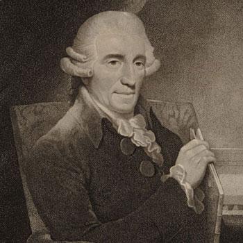 Franz Joseph Haydn, par Thomas Hardy © Gallica - BnF