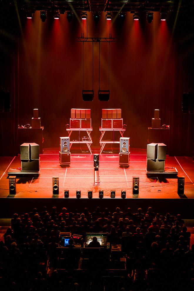 Messe pour le temps présent, concert donné à la Cité de la musique-Philharmonie de Paris le 9 janvier 2016