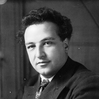 Portrait de Arthur Honegger |