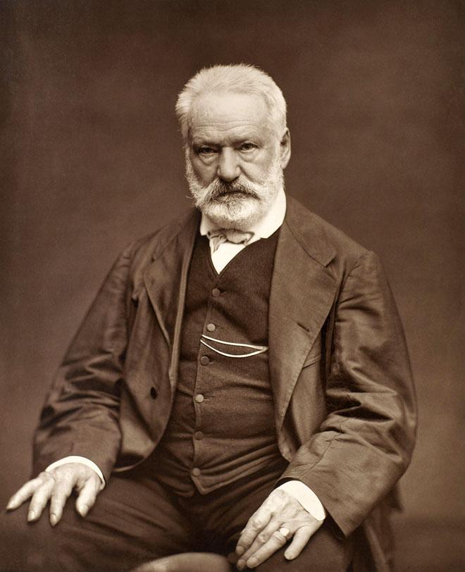 Etienne Carjat, Victor Hugo, 1876 © BnF