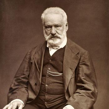 Portrait de Victor Hugo |