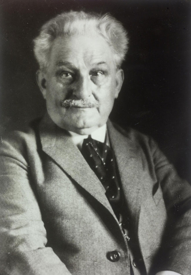 Portrait de Leoš Janáček © Osterreichische Nationalbibliothek