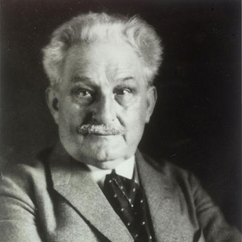 Portrait de Leoš Janáček |