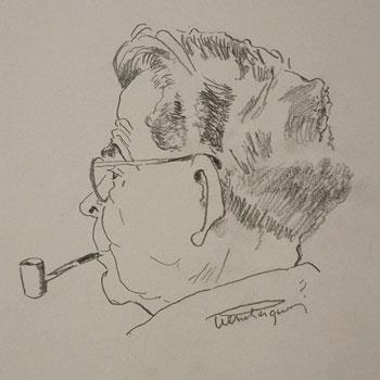 Portrait de André Jolivet |