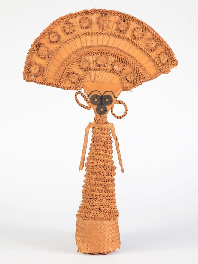 La princesse de Bali, objet de Mana © Pauline Daniel (photo) - Philharmonie de Paris - Musée de la musique