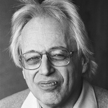 Portrait de György Ligeti, photographie de Marcel Antonisse, 1984 © National Archives of the Netherlands / Anefo