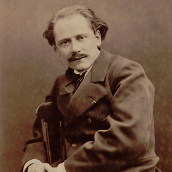 Portrait de Jules Massenet © Philharmonie de Paris JM Angles