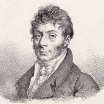 Portrait de Étienne-Nicolas Méhul |