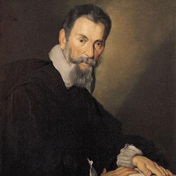 Portrait de Monteverdi par Bernardo Strozzi, 1640 © Tyrolean State Museum Ferdinandeum, Autriche