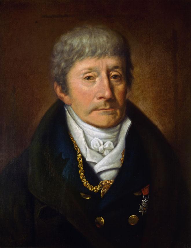 Antonio Salieri par Joseph Willibrord Mahler, 1815 © Sammlungen der Gesellschaft der Musikfreunde