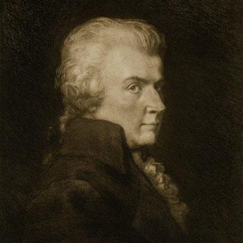 Portrait de Wolfgang Amadeus Mozart |