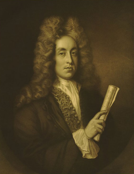 John Closterman, Henry Purcell © British Museum