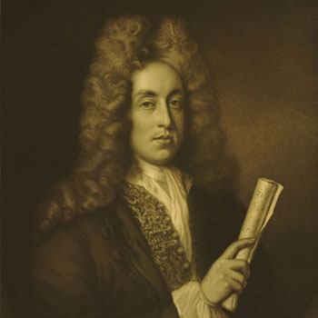 Portrait de Henry Purcell |