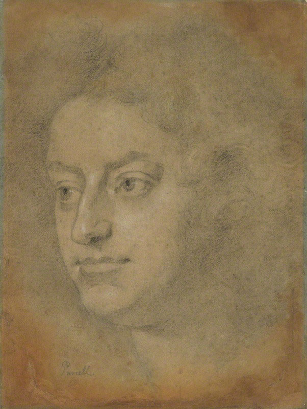 John Closterman, Henry Purcell © National Portrait Gallery London
