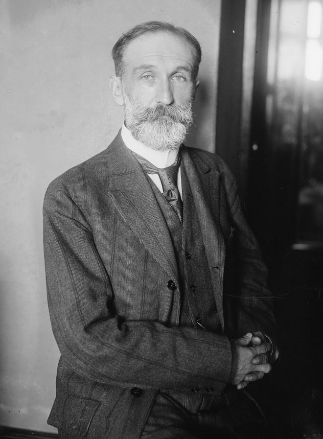 Henri Rabaud, 1900 © Library of Congress