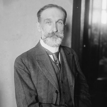 Portrait de Henri Rabaud, 1900 © Library of Congress