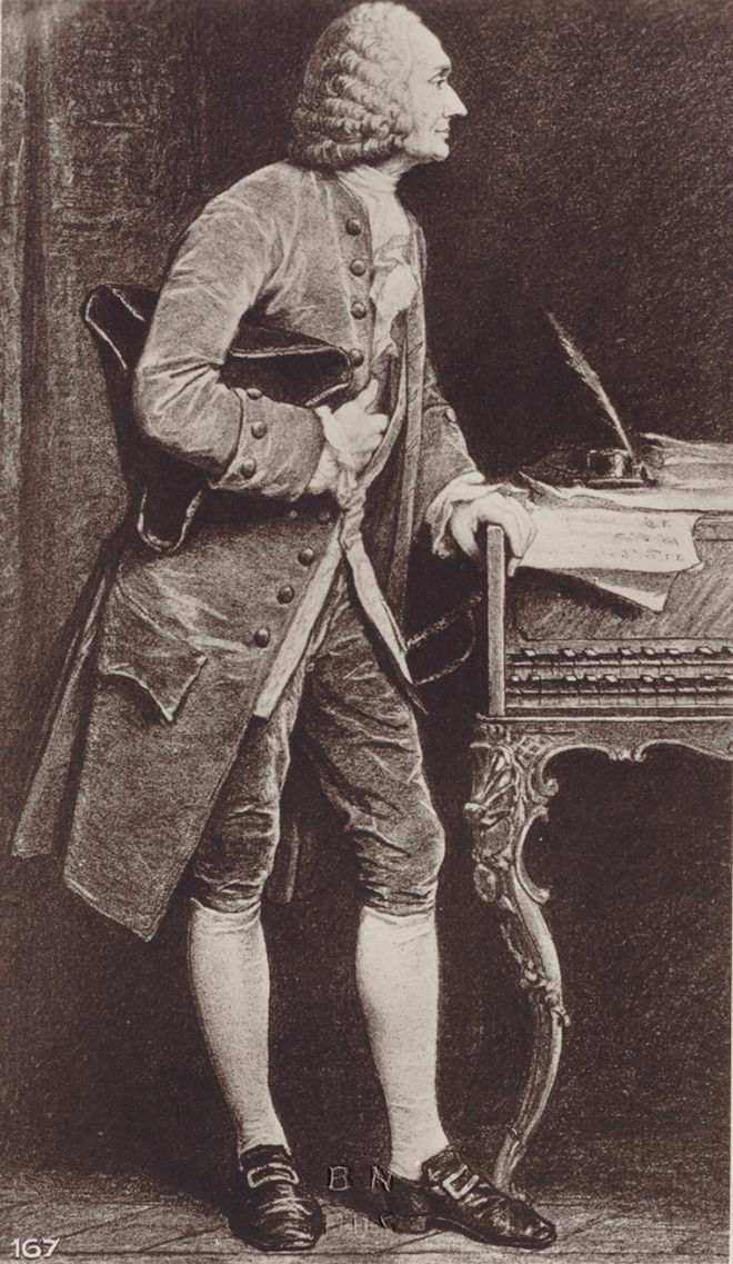 Jean-Philippe Rameau, reproduction photomécanique d'œuvre non identifiée. Gallica-BnF