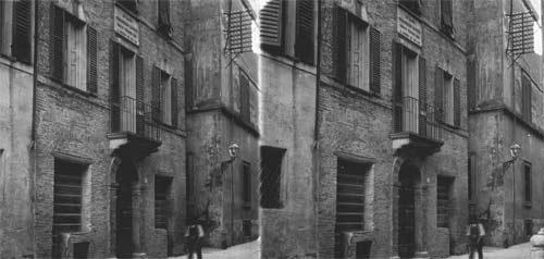 Pesaro, maison où est né Rossini, par Collignet-Guerin © Bibliothèque numérique de l'INHA